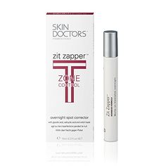 Skin Doctors Cosmeceuticals Acne Solutions Overnight Zit Zapper 03 fl oz 10 ml * To view further for this item, visit the image link. Remove Pimples Overnight, Anti Imperfection, Dry Skincare, Facial Treatment, Acne Solutions, Flaky Skin, Pores, How To Treat Acne