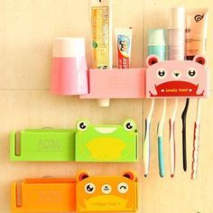 Buy 'Cuteberry – Suction Toothpaste