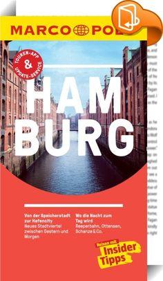 """MARCO POLO Reiseführer Hamburg    :  Kompakte Informationen, Insider-Tipps, Erlebnistouren und digitale Extras: Erleben Sie mit MARCO POLO die geschäftige Hafenstadt intensiv vom Frühstück bis zum Nightcap. Mit dem MARCO POLO Reiseführer kommen Sie sofort in Hamburg an und wissen garantiert, """"wohin zuerst"""". Erfahren Sie, welche Highlights Sie neben der futuristischen Hafencity und der Alster, dem See mitten in der Stadt, nicht verpassen dürfen, dass Sie im Transmontana auf der Schanzen..."""