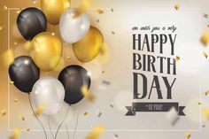 This guy turned 12 a few days ago so if everyone could go and follow him and wish him a happy birth please. Best Happy Birthday Quotes, Happy Birthday Drawings, Happy Birthday Png, Birthday Clipart, Happy Birthday Balloons, Happy Birthday Images, Birthday Greetings, Watercolor Birthday Cards, Flower Birthday Cards