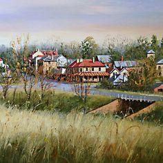 View of Braidwood | Morpeth Gallery