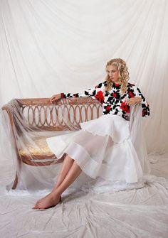 Ksenia Schnaider https://www.facebook.com/fashion.from.ukraine