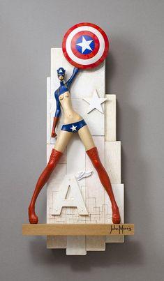 Image result for sculpture john morris