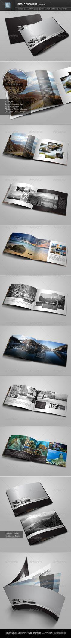 Bifold Brochure   Volume 11 - GraphicRiver Item for Sale