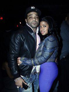 Chrissy Lampkin & Jim Jones Officially Leaving Vh1's 'Love & Hip-Hop ...