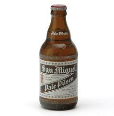 San Miguel beer, the best beer in the Phillipines.