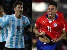 Argentina vs. Chile: fecha, hora y canal de la final de la Copa América 2015.