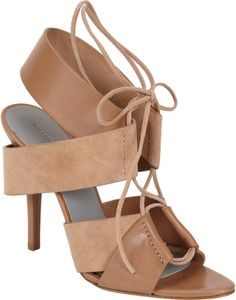 Alexander Wang Malgosia Lace-up Sandal