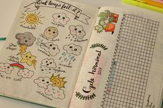 Healthy food to eat in mexico Bullet Journal Workout, Bullet Journal Font, Bujo, Organization Bullet Journal, Life Journal, Mood Tracker, Bullet Journal Inspiration, Happy Planner, Diy And Crafts