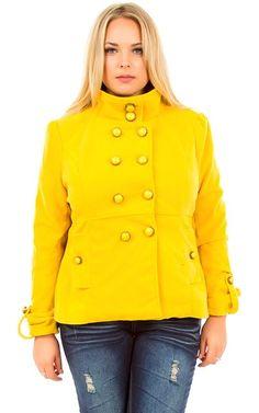 Jacket-10264X-Yellow $19.00 on buyinvite.com.au
