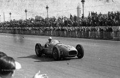 1950. Peter Walker_10. BRM 15. X Int. Grand Prix Penya Rhin.