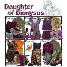 """""""Daughter of Dionysus ~ Wardrobe"""" by liesle on Polyvore"""