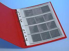 Quaderno ad anelli + 50 fogli portanegativi pergamino 120  Bustine pergamino 100 pz. formati vari    #archiviazione #fotografia #pellicola mailto:info@fotom... www.fotomatica.it