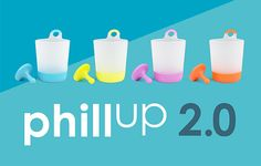 Puj Phillup Cups 2.0 | Indiegogo