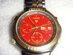 Ferrari Formula 1 Cartier Chronograph - $900
