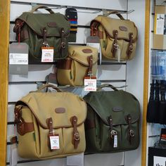 London Camera Exchange (lcegroup on IG) Southampton's (High St Branch) display of our bags. Pay them a visit if you are nearby! Camera Exchange, Bag Display, West Midlands, Hadley, Southampton, Saints, Retail, London, Bags