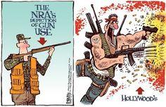 Hollywood Guns
