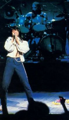 Steve Perry ooh la la what a man