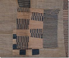 In my last post I looked at two rare embroidered robes from Liberia or Sierra Leone in the British Museum collection. African Rugs, African Textiles, African Art, Textile Patterns, Textile Prints, Textile Art, Art Africain, Ceramic Design, Sierra Leone
