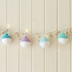 Crochet a set of gorgeous Christmas ornaments with this step-by-step tutorial.