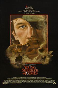 El secreto de la pirámide - Young Sherlock Holmes