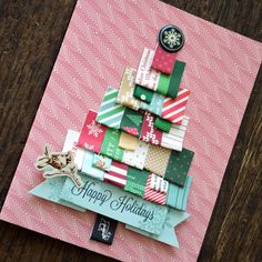 The One with Christmas Cards for Papercraft Inspirations