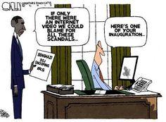 Blame / political cartoons