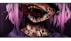 SPOILERMegu-Nee Zombie In Colour