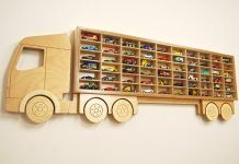 Awesome Toy Car Display Ideas!