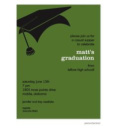 picme!prints | | Graduation Invitation - Pickle (PicMe) | Mystic Social
