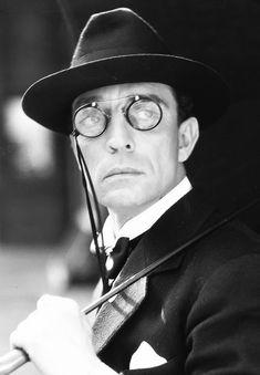Buster Keaton. Image via Pinterest
