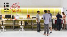 Nuevo Fab Lab IED Madrid Fab Lab, Madrid, Desk, The Originals, 3d, Youtube, Home Decor, Author, Desktop