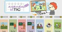 Profe PT: Agenda InTIC Special Education, Day Planners