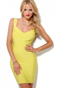 Sweetheart Backless Bandage Dress in Mojito White Bandage Dress f0d6d7d67ce7