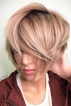 Short Edgy Bob Haircuts picture1
