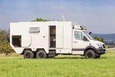Motorhome: Dakar 750 6x6 (140 kW / 190 PS) - bocklet fahrzeugbau