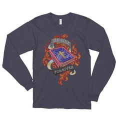 We are forgiven. Long sleeve t-shirt (unisex)