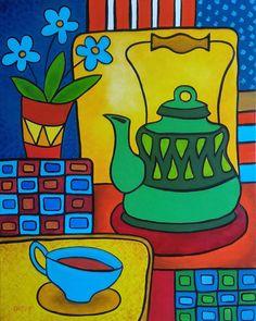 Дронов Андрей - 'Утренний чай'