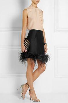 fabs mini skirt for fall