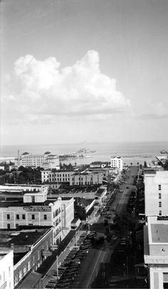 Central Ave., St. Petersburg, FL 1920s