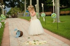 7 Things Not to Worry About On Your Wedding Day: Kids Being Kids