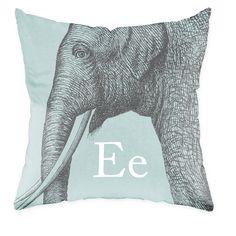 Found it at Wayfair - Elephant Throw Pillow