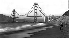 Znalezione obrazy dla zapytania golden gate bridge built