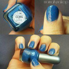 Uñas blue