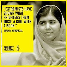 MalalaYousafzai - youngest to win the Nobel Peace