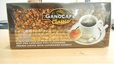 10 Boxes  GANO EXCEL GANOCAFE CLASSIC GANODERMA HEALTHY COFFEE Total 300 Sachets ** Check out the image by visiting the link.
