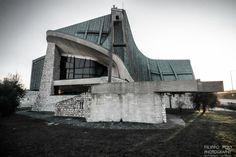 Chiesa dell'Autostrada, Giovanni Michelucci | Fotoreportage di Filippo Poli