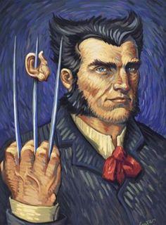 Lobezno - Van Gogh vincent