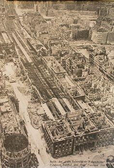 Berlin Potsdamer-Platz 1946 | von Wolfsraum