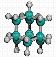 Nic Cage as an Adamantane Molecule